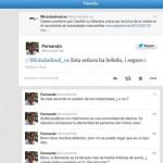 El PP pide el cese de Mora (PSOE), y éste se disculpa, por decir que Casero «ha bebido» en el Twitter de Miciudadreal