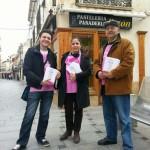 UPyD Manzanares registra en el Ayuntamiento una solicitud para que se instale una marquesina en la taquilla del Gran Teatro