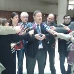 El PSOE presenta el recurso ante el Constitucional contra la eliminación de los sueldos de los diputados regionales