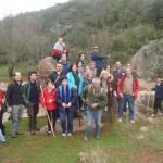 Comienza la temporada de rutas de senderismo en Villarrubia de los Ojos