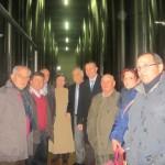 El director general de Infraestructuras y Desarrollo Rural visitó Malagón