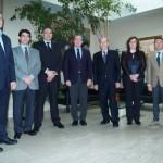 Una delegación de la Cámara de Comercio visitó las empresas Félix Solís y García vaquero