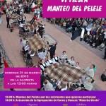 Argamasilla de Alba celebrará la VI Fiesta Manteo del Pelele
