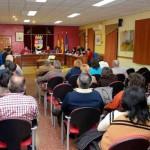Respaldo unánime de la Corporación Municipal de Argamasilla de Alba a las reivindicaciones de la Plataforma Contra el Paro