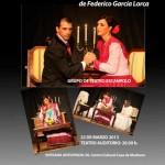 Teatro en Argamasilla de Alba a beneficio del Banco de Alimentos