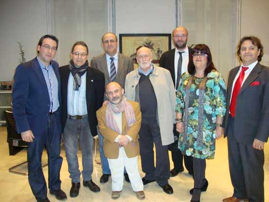 Alcázar de San Juan brinda un emotivo homenaje a Emilio Gavira
