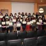 Las alumnas de FP Dual valoran muy positivamente sus prácticas en el Mancha Centro