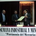 La Escuela de Ingeniería Minera e Industrial de Almadén celebra unas jornadas para dar a conocer el patrimonio del mercurio