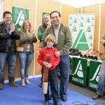Almodóvar: Pedro Barato, presidente nacional de ASAJA, visita la feria 'La Cuerda' instando a dar valor a los productos agroalimentarios
