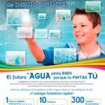 Valdepeñas: El uso inteligente del agua, a través de la innovación, clave de la XI Edición del Concurso Internacional de Dibujo Infantil