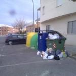 La noche del 15 al 16 de mayo no habrá recogida de basura