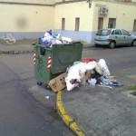 El Ayuntamiento de Ciudad Real llama a los vecinos a no sacar la basura durante el descanso de los servicios de recogida para no afear la ciudad ante los turistas