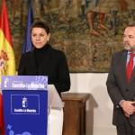 Cospedal anuncia que el presupuesto del Plan de empleo agrario en zonas rurales de 2013 asciende a 9,2 millones de euros
