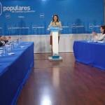 """Cospedal califica de """"punto de partida histórico"""" para la región la publicación del proyecto del Plan de demarcación del Tajo"""