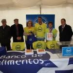 El Banco de Alimentos recauda 1.200 kilos de comida en la Feria del Stock de Ciudad Real