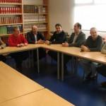 La Comisión Gestora de la CEOE-Cepyme Ciudad Real se reúne con CCOO