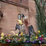 Celebración del Domingo de Ramos en Alcázar de San Juan