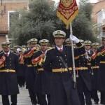 La música cofrade inunda las calles de Daimiel en el IV Certamen Provincial de Bandas de Cornetas y Tambores