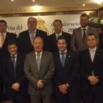 La Peña del Real Madrid de Daimiel entrega 31 medallas a sus socios más antiguos