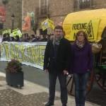 """IU apoya el rechazo de las poblaciones afectadas por el """"fracking"""" y pide a Cospedal sensibilidad con el medio rural"""