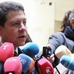 García-Page critica el «pasteleo» entre Cospedal y Varcárcel sobre el Trasvase Tajo-Segura