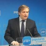"""Francisco Cañizares (PP) acusa a Page de querer """"seguir viviendo de la política"""""""