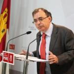 El PSOE denuncia que la persona que justificó la paralización del Hospital de Toledo fue nombrada alto cargo días después