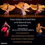 Gala benéfica de danza en Ciudad Real a favor de Autrade