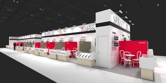 La Cámara de Ciudad Real organiza la participación de bodegas españolas en el pabellón nacional de la Feria London Wine