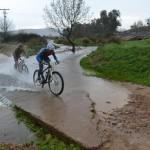 Mountain bike en estado puro en Fuente el Fresno