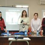 Celebrada en Tomelloso una charla sobre las mujeres ante la crisis