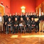 La Policía Local de Tomelloso celebra la festividad de Los Ángeles Custodios