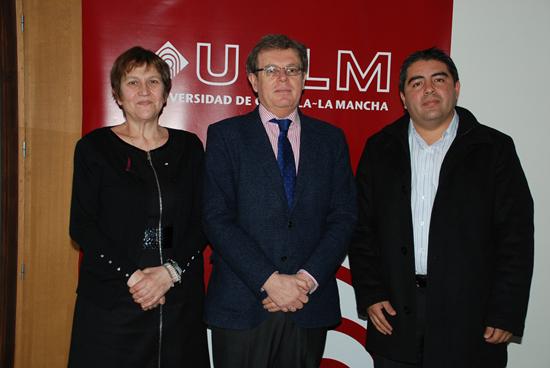 La UCLM estrecha relaciones con México en materia docente e investigadora