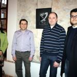 """Antonio Atanasio y J. Angel Donaire sorprenden gratamente en la exposición """"Dos miradas"""" de fotografías en Villarrubia de los Ojos"""