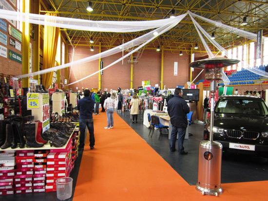 Expocomercio 2013 abre sus puertas con más expositores, distintas actividades y nueva ubicación