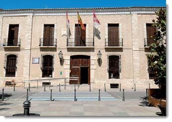 Ayuntamiento de Villarrubia