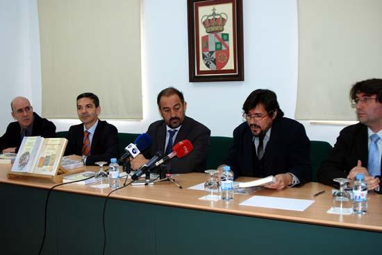 Capdepón, Morales, Garde, Barchino y Pastor