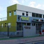 Otro que cierra en Puertollano: El Centro de Raquetas La Mina se marcha culpando al Ayuntamiento de incumplir la concesión