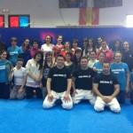 Elevada participación en el curso de defensa personal femenina celebrado en Miguelturra