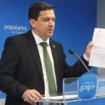 """El alcalde de Bolaños niega rotundamente las """"mentiras"""" lanzadas por el PSOE sobre su gestión y dice que estudia emprender medidas legales"""