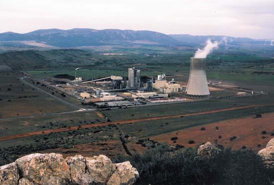 Central de gasificació