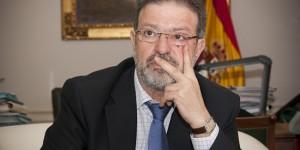 Nemesio de Lara, entrevistado por Miciudadreal.es (Foto: Bárbara García del Castillo)