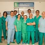 Un paciente tetrapléjico recuperará la movilidad en las manos tras ser operado en el Hospital de Parapléjicos