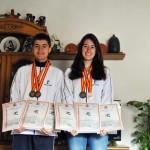 Manzanares: Jesús Rodríguez Corrochano, medalla de oro en el Campeonato de España de orientación