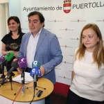 Hermoso niega que se vaya a subvencionar con 350.000 euros al CD Puertollano: «lo que se abona es un compromiso de hace tres años»