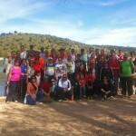 Concluyen en las Lagunas de Ruidera las jornadas de senderismo de Almodóvar del Campo