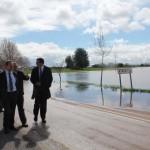 Las lluvias de marzo han batido todos los récords desde que se creó el Observatorio de Ciudad Real: 150 litros por metro cuadrado