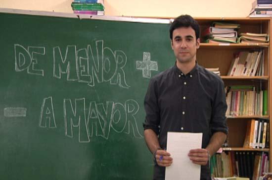Pablo De Menor a Mayor