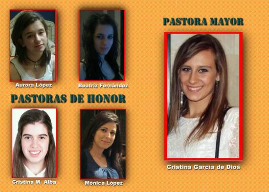 Pastoras Fiestas Divina 2013