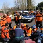 175 voluntarios de las agrupaciones de Protección Civil se forman en la Escuela de Protección Ciudadana